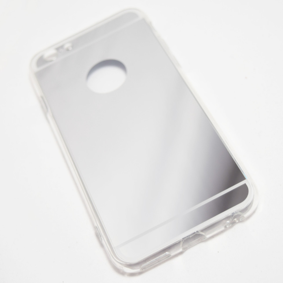 mirror iphone case silver iphone 6 6s reflective mirror retailite 3118