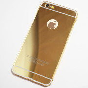 iphone 6s plus gold mirror case