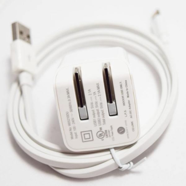 ipad wall lightning charger