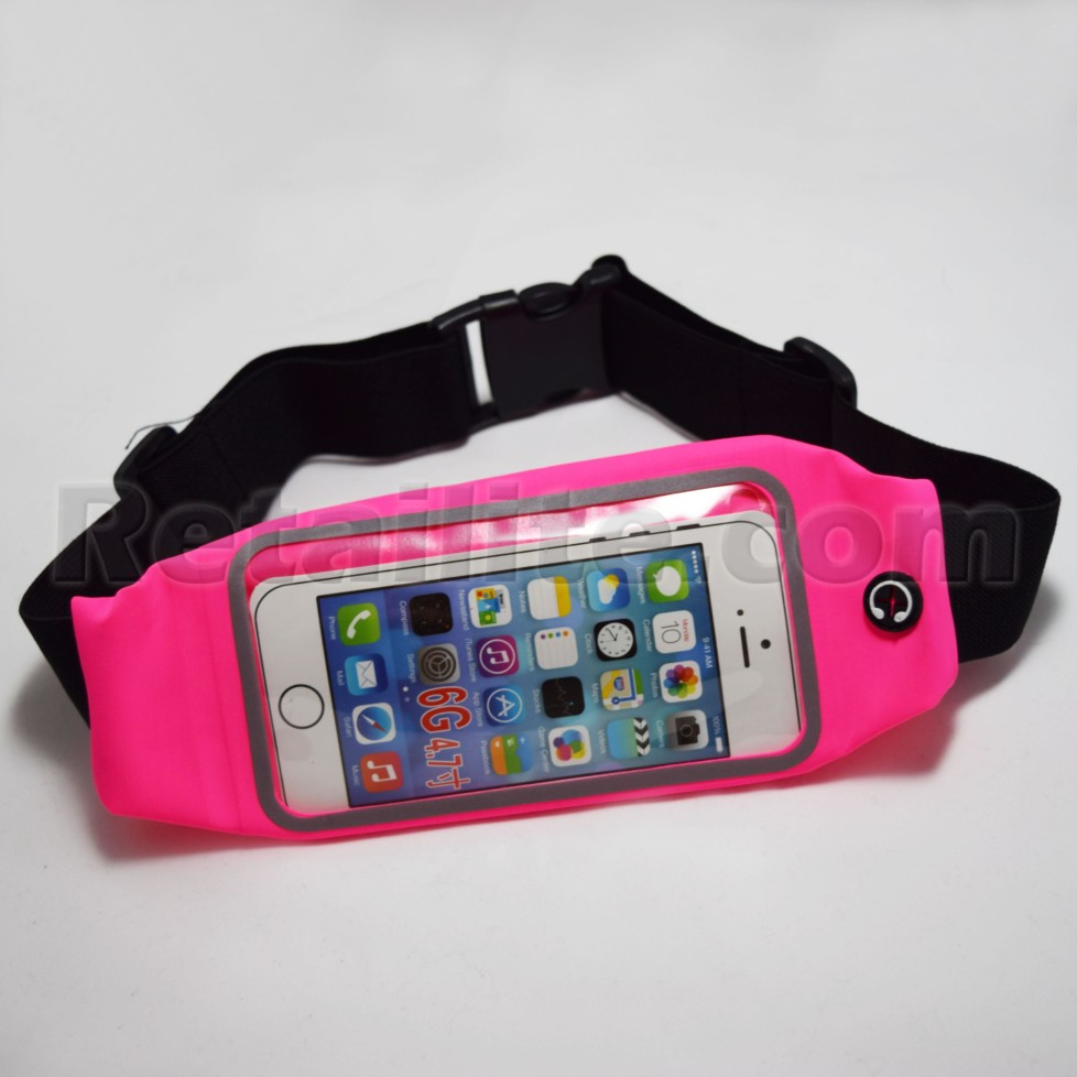 Pink iPhone 8 Waistband Case