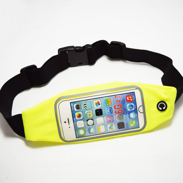 Yellow iPhone 8 Waistband Case