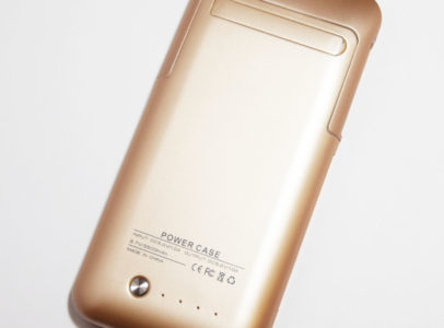 Gold Battery Pack Power Case for iPhone 6 6S 1