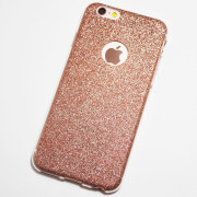 Rose Gold Glitter iPhone 6 6S case