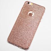 Rose Gold Glitter iPhone 6 6s Plus Case