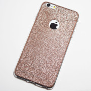 Rose Gold Glitter iPhone 6 Plus 6S Plus Case