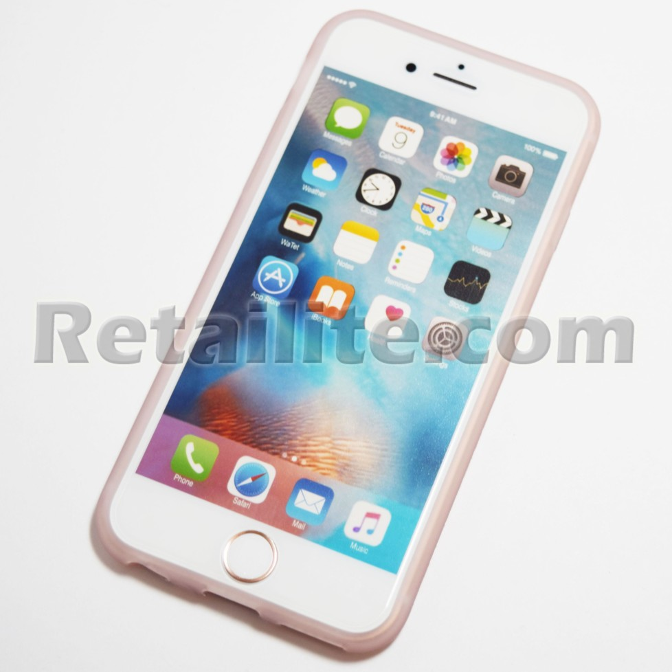 pink iphone 6 pink glittery iphone 6 iphone 6s soft retailite 12777