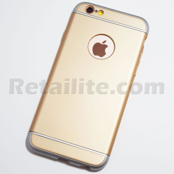 Gold Ultra Slim Shockproof Iphone 6 Iphone 6s Hard Case
