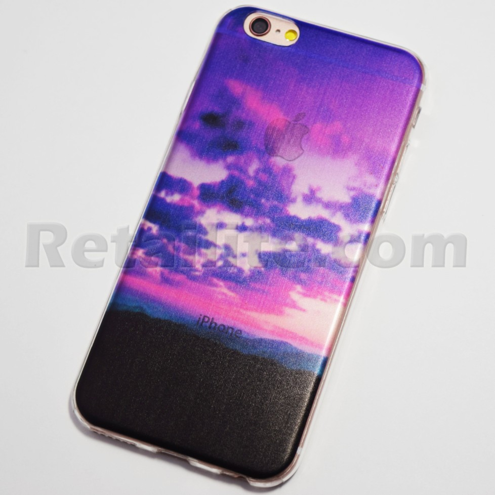 Sunset iPhone 6 6S Soft Case