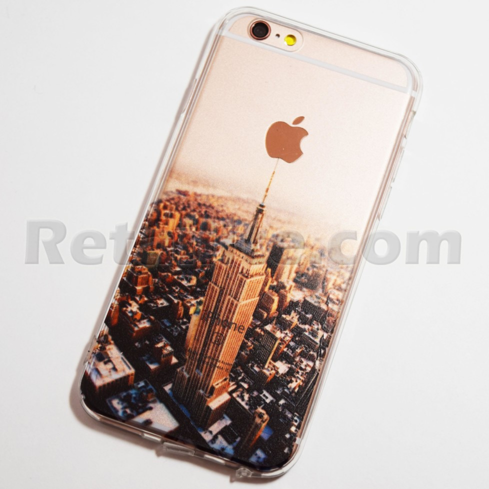 empire state building iphone 6s case