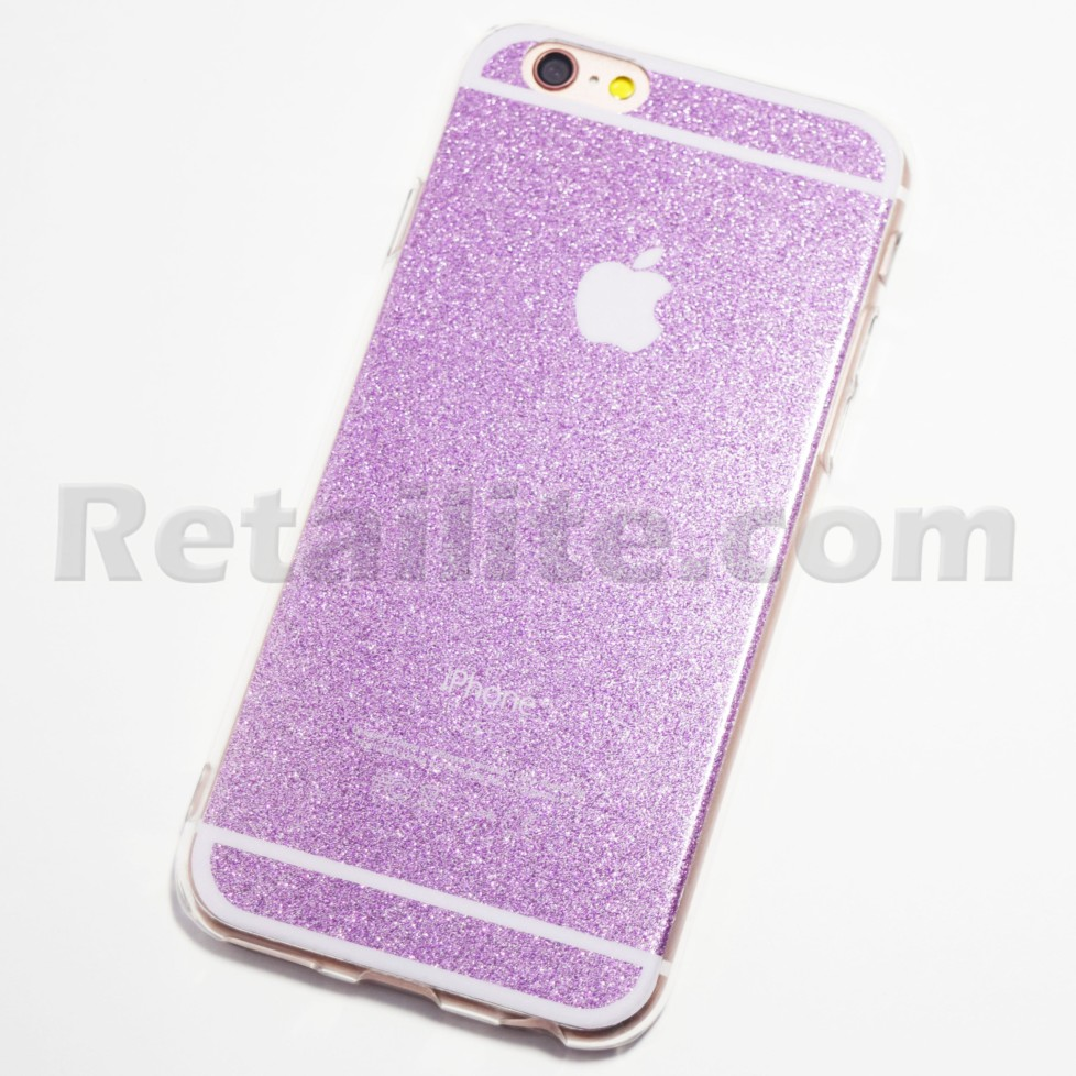 rose glitter bling iphone 6 6s case