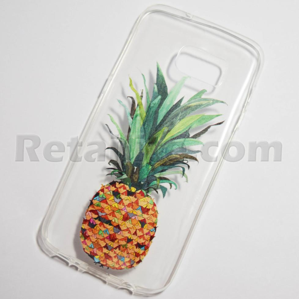 Colorful Pineapple Samsung Galaxy S7 Case Retailite