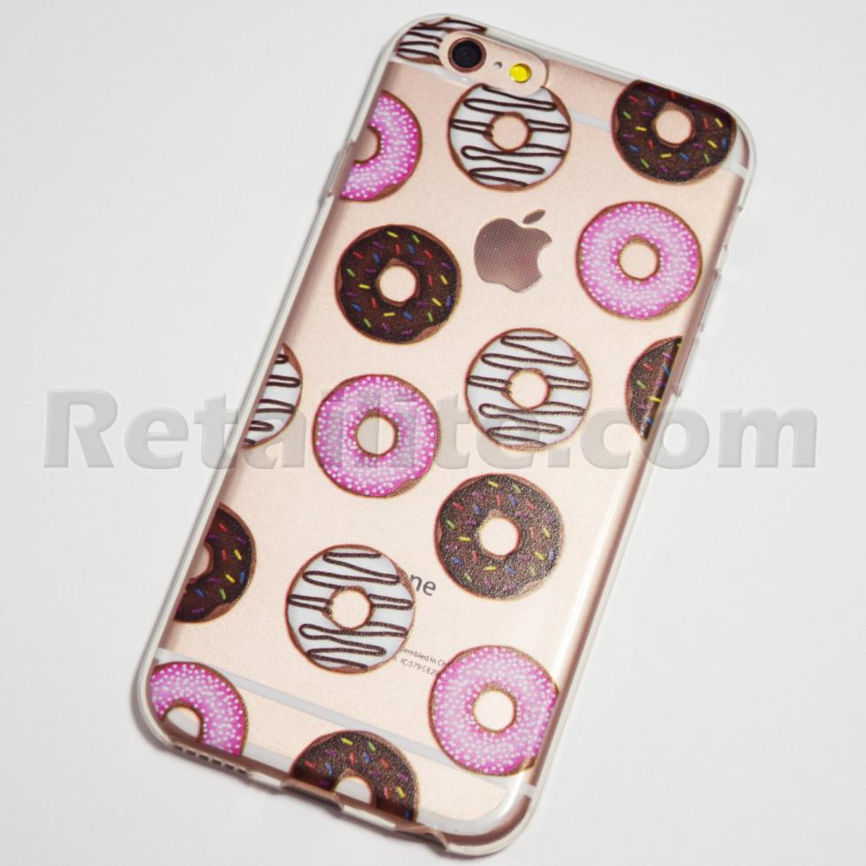donuts iPhone 6s case