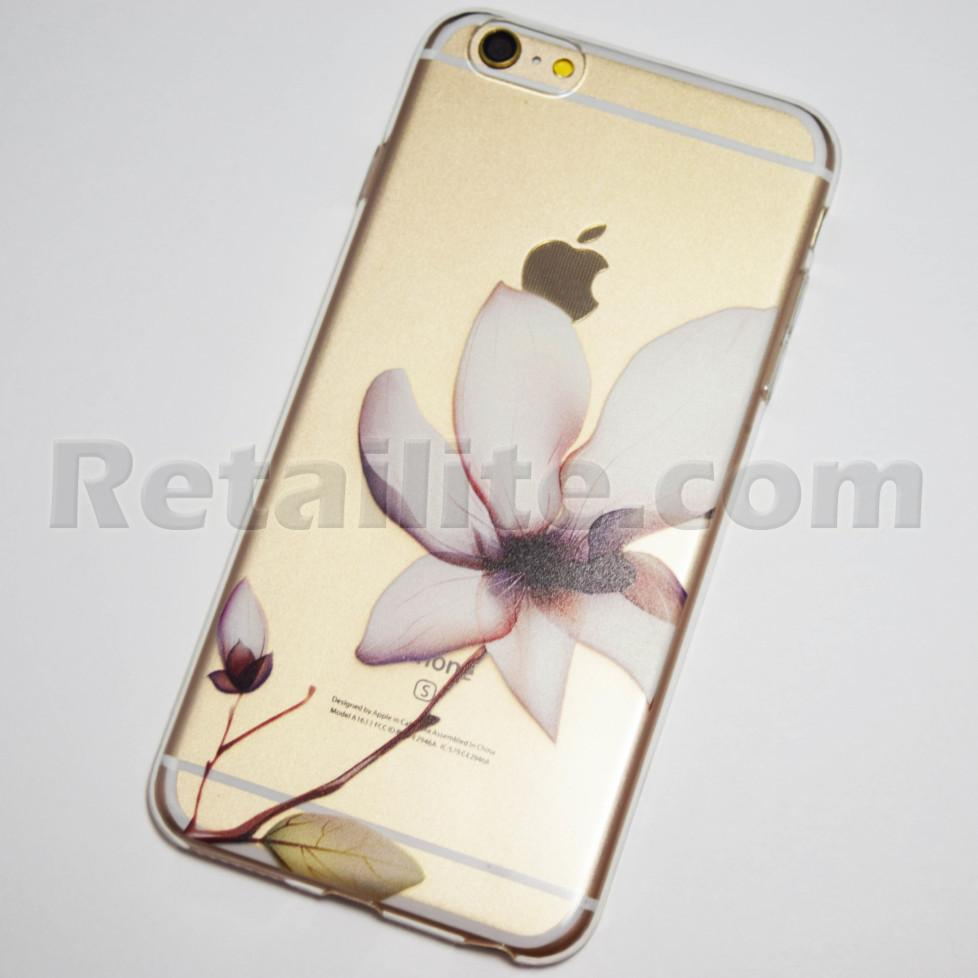 Luxury Blossoming Flower IPhone 6S Plus