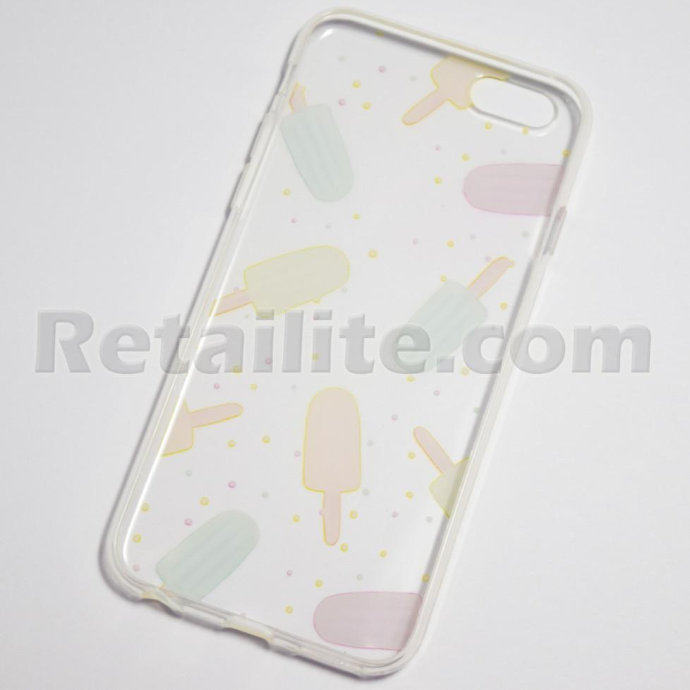 Popsicles iPhone 6   6S Soft Clear Case - Retailite 97efbba4a470