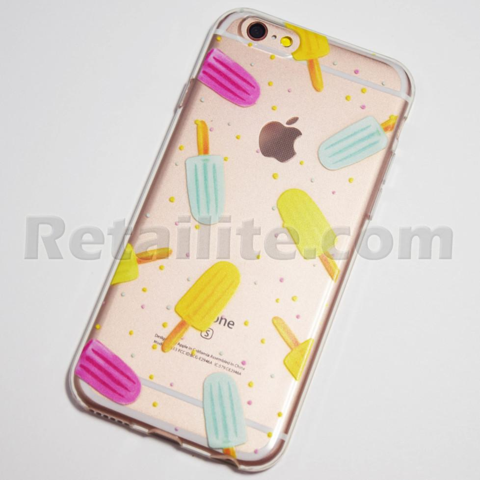 popsicles iPhone 6s case