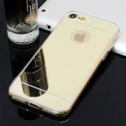 gold mirror iphone 7 plus case