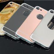 mirror iphone 7 soft case