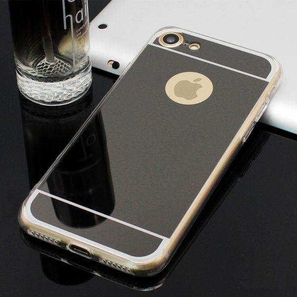 space grey mirror iphone 7 case