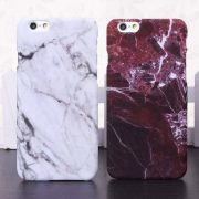 white red marble iphone 7 plus case