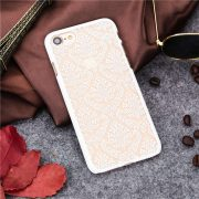 white vintage iphone 7 case
