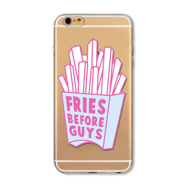 fries before guys iphone 7 case