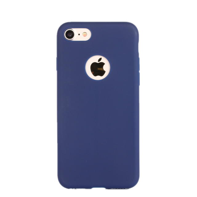 Iphone  Plus Green Silicone Case