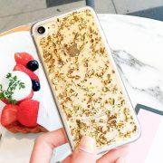 gold foil iPhone 7 case