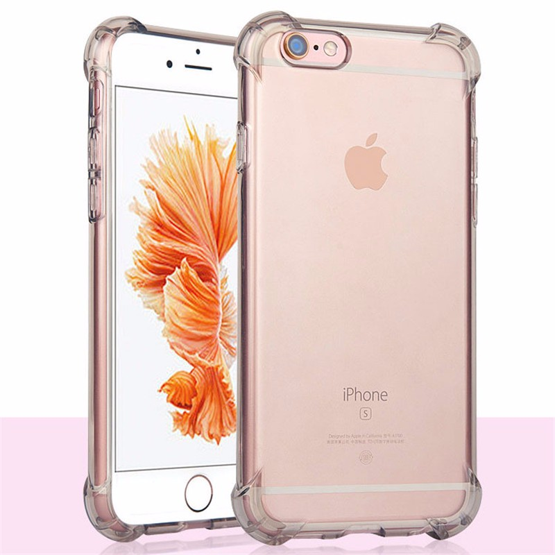 4ffecc616b Shock-Proof Anti-Knock Protective iPhone 7 / 8 Soft Cases - Retailite