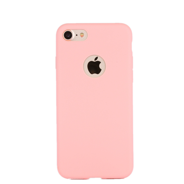 Soft Case Iphone  Plus