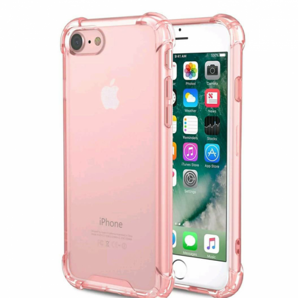 Iphone  Clear Bumper Case