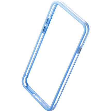 Blue iPhone 7 Plus Bumper Cases