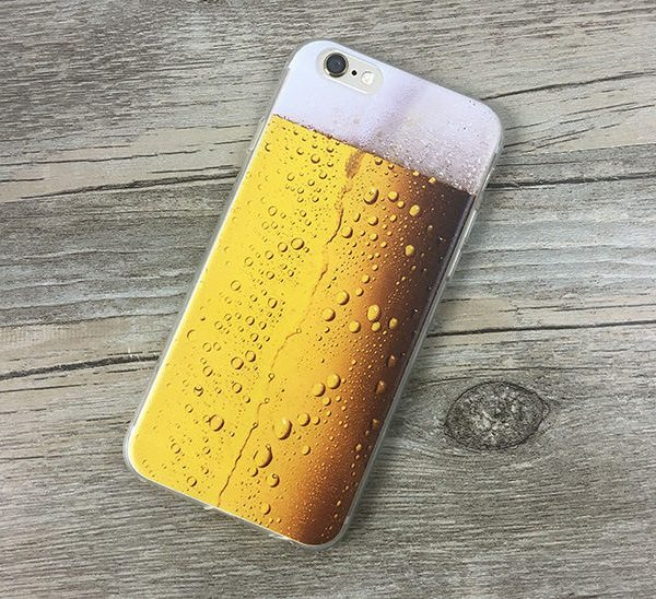 Glass of Beer iPhone 7 Plus Case