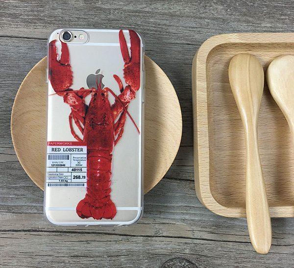 Lobster iPhone 7 Plus Case