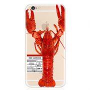 Lobster in packaging iPhone 7 Plus Case
