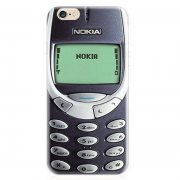 Old Nokia Cell Phone iPhone 7 Case