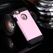 Pink Shockproof Armor iPhone 7 Plus Case