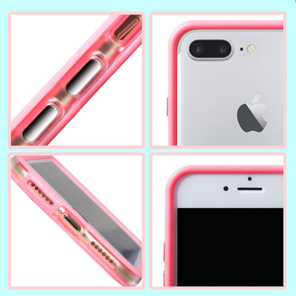 Pink iPhone 7 Bumper Cases