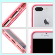 Pink iPhone 7 Plus Bumper Cases