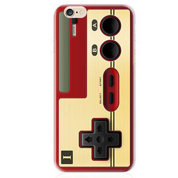 Red NES Controller Video Game iPhone 7 Plus Case