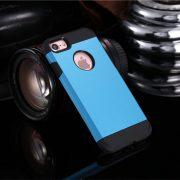 Sky Blue Shockproof Armor iPhone 7 Plus Case