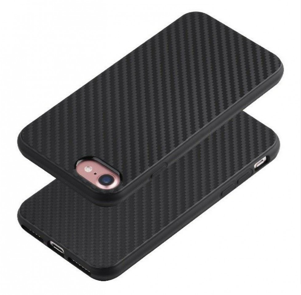 black carbon fiber iphone 8 case