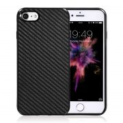 black carbon fiber iphone 7 soft case