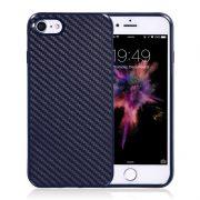 blue carbon fiber iphone 7 plus cases