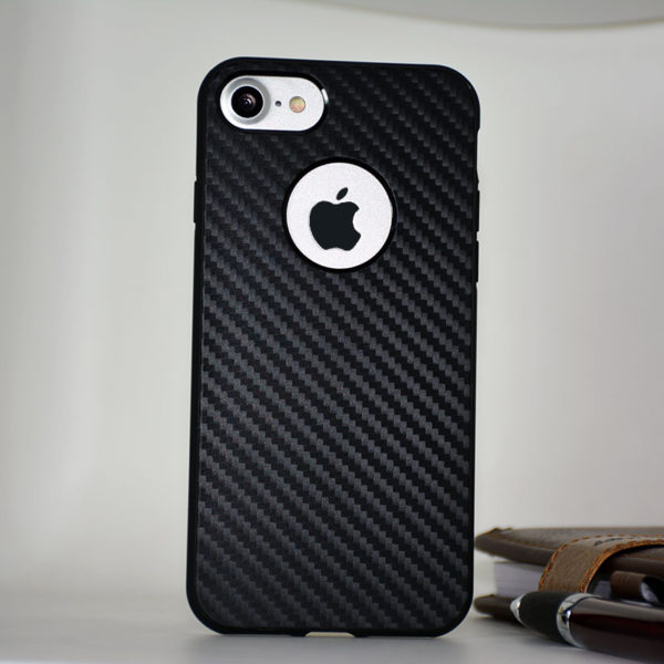 carbon fiber iPhone 7 tpu cases