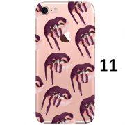 dark purple dripping lipstick kylie iphone 7 plus case