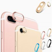 Metal Camera Lens protector iphone 8