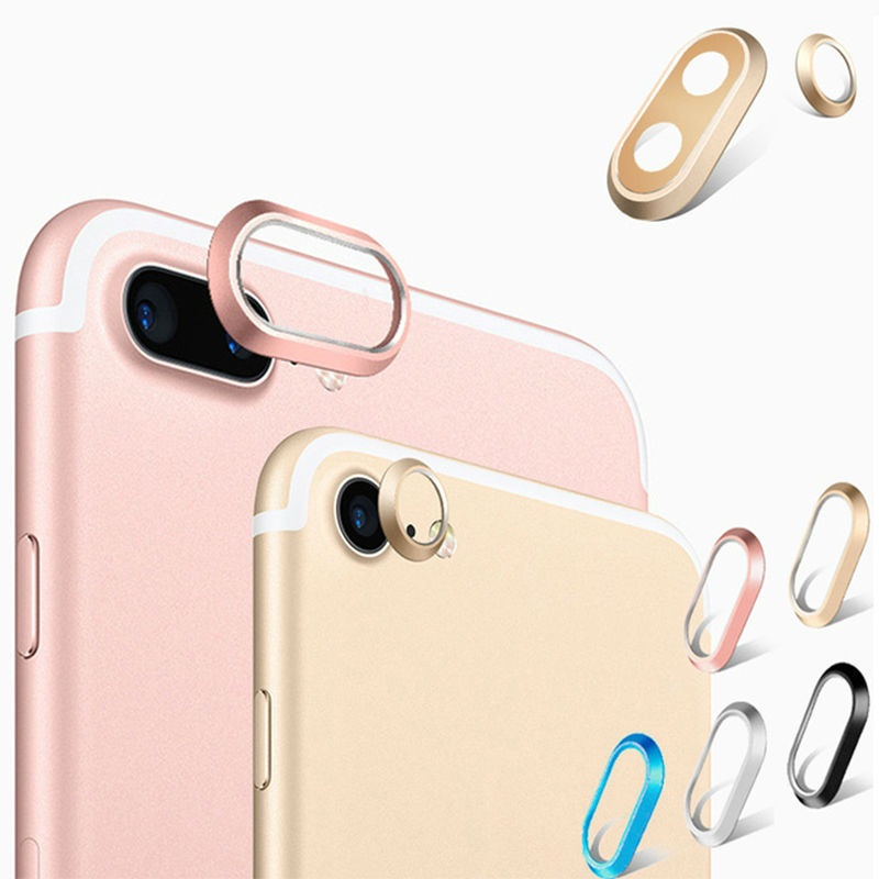 Metal Camera Lens protector iphone 7 Plus