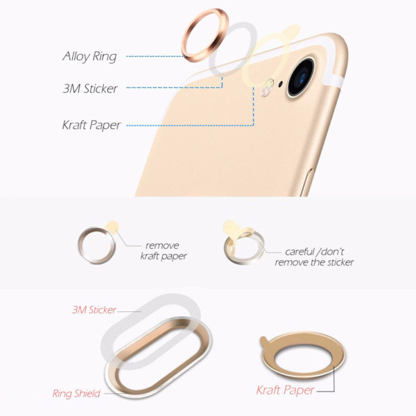 iPhone 7 Camera Lens Protector