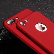 red luxury slim iphone 7 plus case