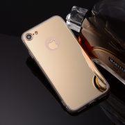 black iphone 7 mirror case